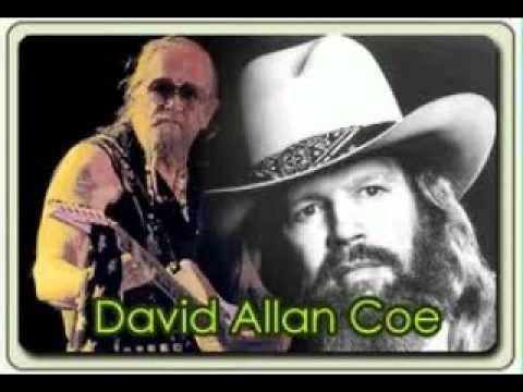 David Allen Coe - Time Off For Bad Behavior