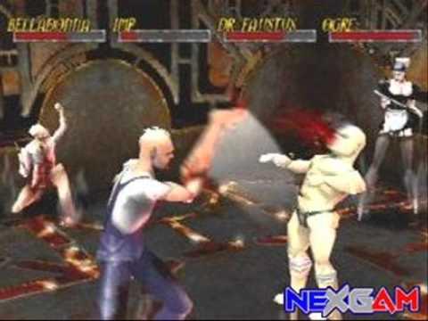 top 10 de juegos de pelea de playstation