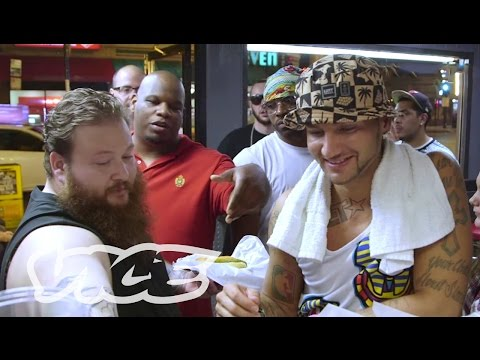Flea, Riff Raff, and the Real Nancy Botwin? - Latest on VICE (November 8, 2014)