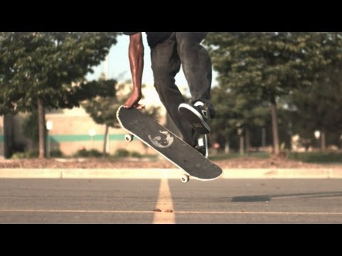 WTF flat ground tricks: Robbyn Magby edition (1000 fps slow motion)