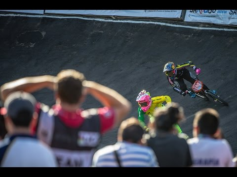 2016 UCI BMX Supercross / Santiago del Estero (ARG) - Women's Final