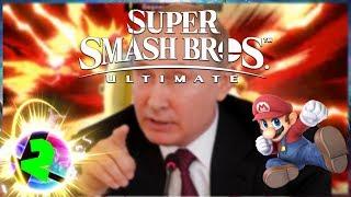 Let´s play Super Smash Bros Ultimate part 2 - auf zu den pilzen!  (German/Deutsch)