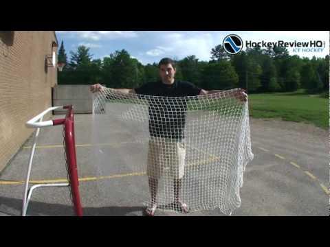 EZ Goal Hockey Net Review - HockeyReviewHQ.com