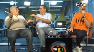 Papo com Benja - Silvio Luiz e Flávio Prado 2011 parte1