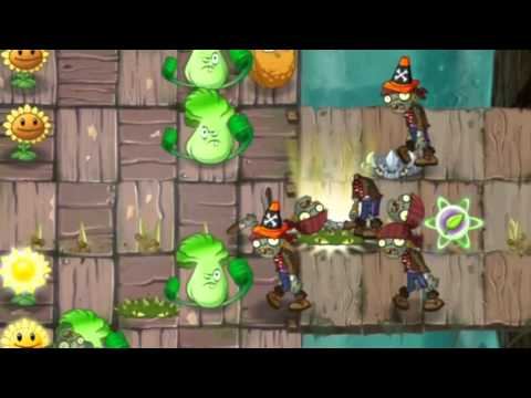 Plants vs  Zombies 2   Every plant Power Up!