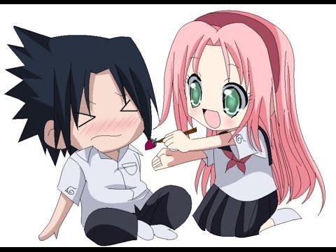 Sakura Chibi Tumblr a Sakura Sasuke Chibi