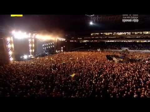 Концерт Океан Эльзы Львов 24 08 2014