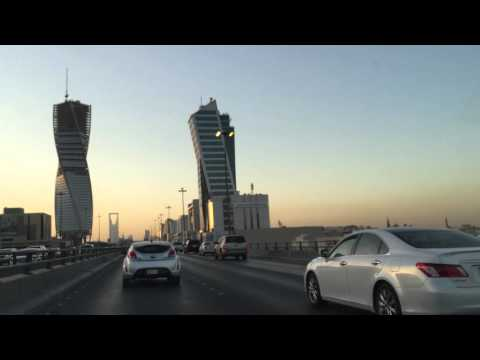 Travel to work in Riyadh