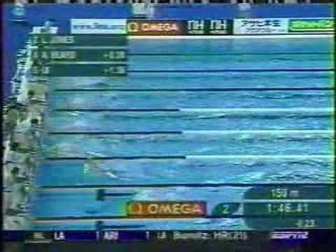 Finals Womens 200 Breast 2003 World Championships