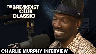 Breakfast Club Classic - Charlie Murphy Talks Family, His First Standup Gig & More In 2011