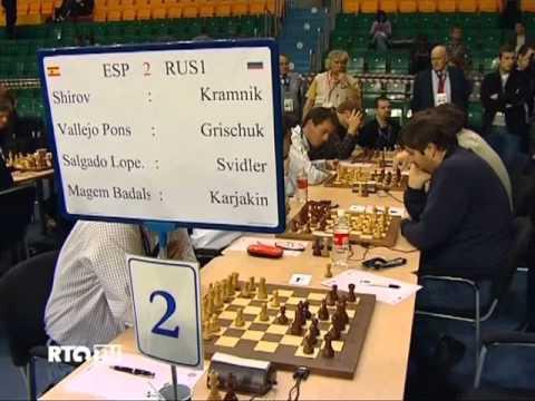 Шахматная Олимпиада (2010)