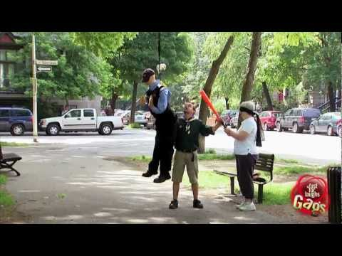 Attack With Deadly Weapon On Police Officer Pinata