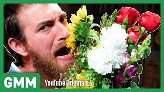Valentine's Day Flowers Taste Test