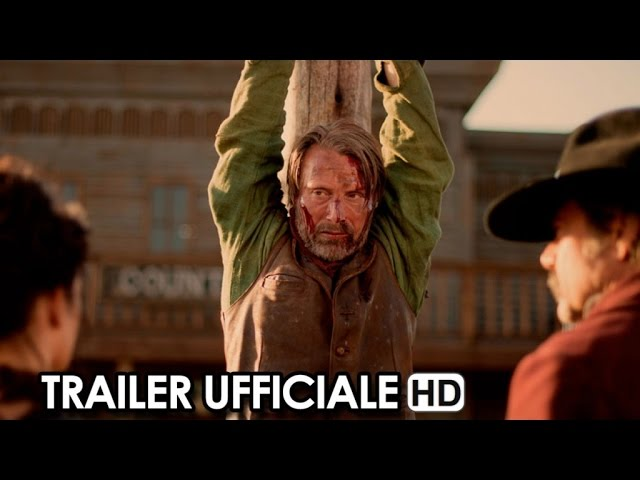 The Salvation Trailer Ufficiale Italiano (2015) - Mads Mikkelsen HD