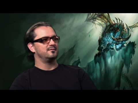WOTLK - Behind the scenes - Death Knight