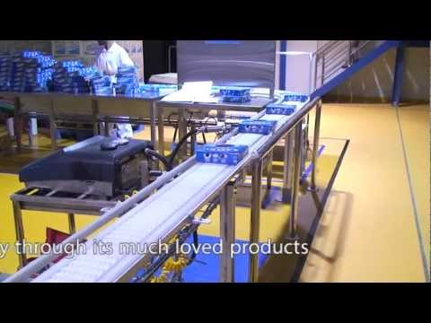 Mondelez International documentary of the factory extension at Dammam ,Saudi Arabia