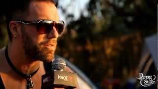 Pain of Salvation interview on Progstage 2012 Israel