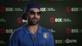 Paulie Malignaggi: Advice to Young Prospects on ShoBox