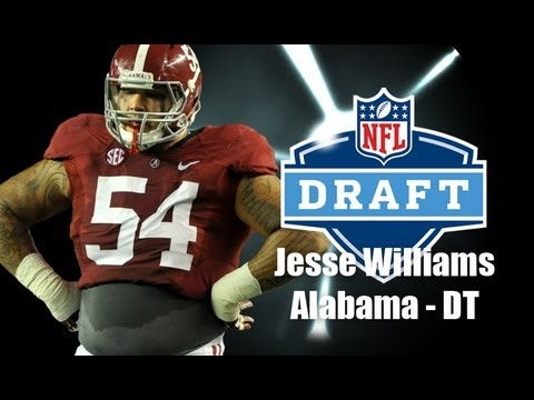 Jesse Williams - 2013 NFL Draft profile