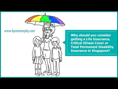 International Life insurance and  Critical Illness insurance for Expats living in Singapore