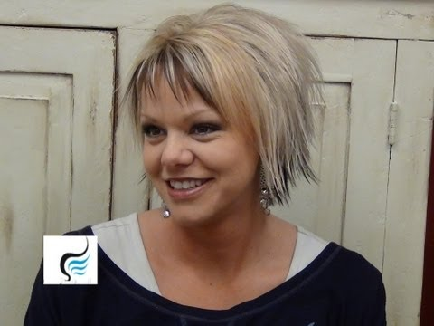 Short HairStyle With Slight Flip Hair