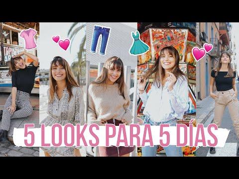5 LOOKS PARA 5 DÍAS | @CARLA_DIPINTO