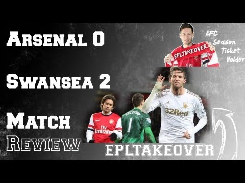 Arsenal vs Swansea 0-2