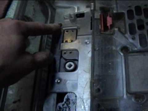 Hoover Steam Vac Wide Path Repair - YouTube