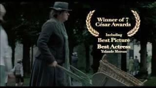 Official Séraphine movie trailer