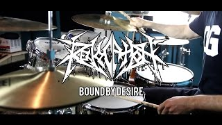 REVOCATION Ash Pearson - Bound By Desire (Drum Play Through)