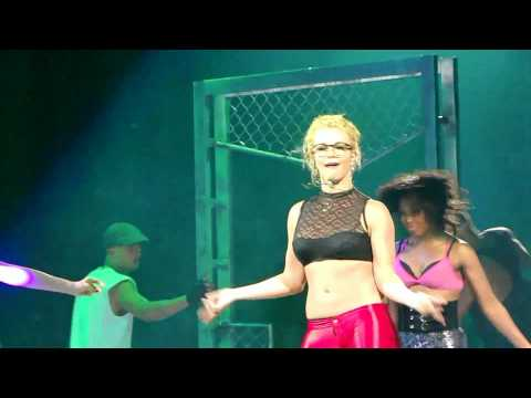 Britney Spears Toxic Live Circus Tour Dvd Multiangle 1080p video