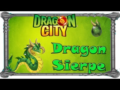 Dragon City - Dragon Sierpe - Review y combate