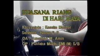 Wann Suasana Riang Di Hari Raya Official MV