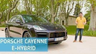 Porsche Cayenne E-Hybrid | Toma de contacto | Pruebas de coches | Diariomotor