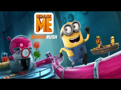 Despicable Me 2: Minion Rush - Banana Rush Weekly Special