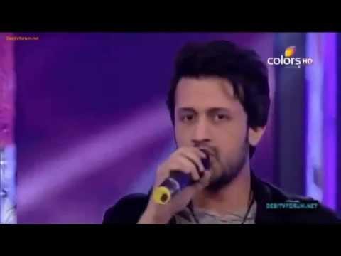 Atif Aslam - Track Kuch Is Tarah at Sur Kshetra TV Show