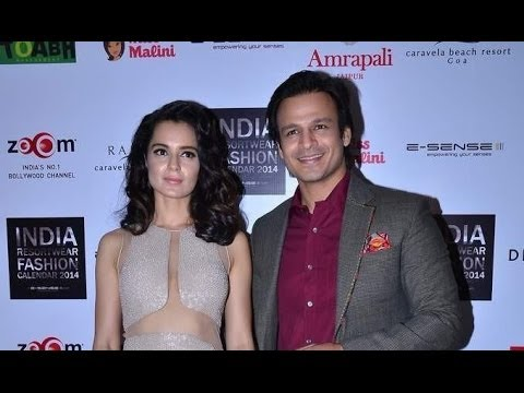 Kangana And Vivek Catch Up After