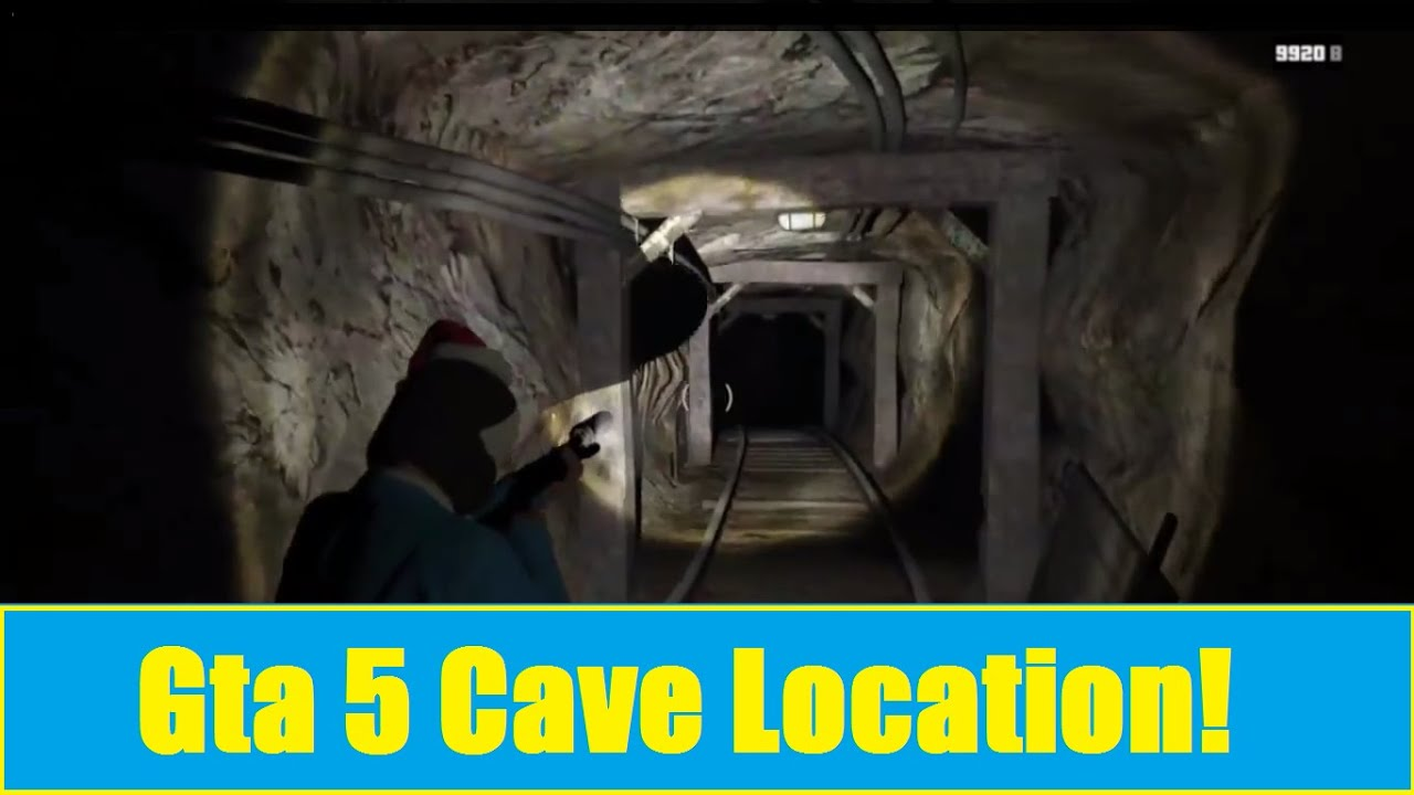 Tunnel Located Tunnel/cave Location