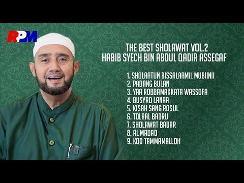 Habib Syech Bin Abdul Qodir Assegaf - The Best Sholawat Vol. 2 (Full Album Stream)