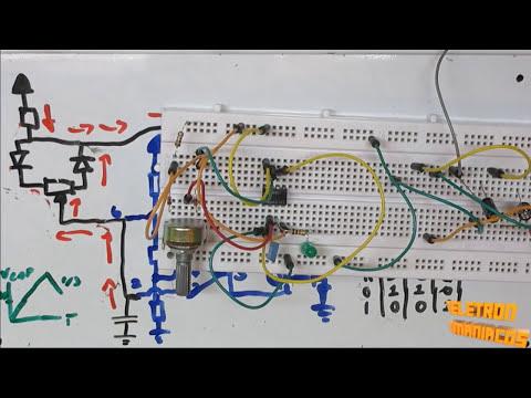 Como funciona o Ci 555 (PWM)