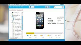 [How to Transfer/Save iPhone Contacts/Phone Number to Comp...] Video
