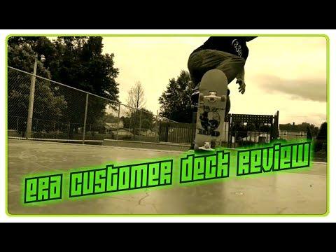 Era Deck Customer Review