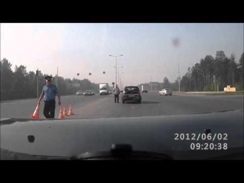 Быстрое прибытия полиции на место происшествия