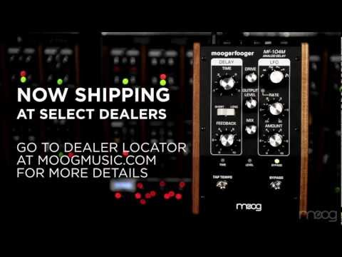 Introducing the MF-104M Analog Delay