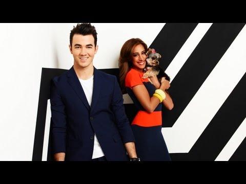 Kevin & Danielle Jonas Play