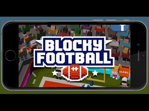Blocky Football & The Best Mobile Games this Week – App Spotlight #55