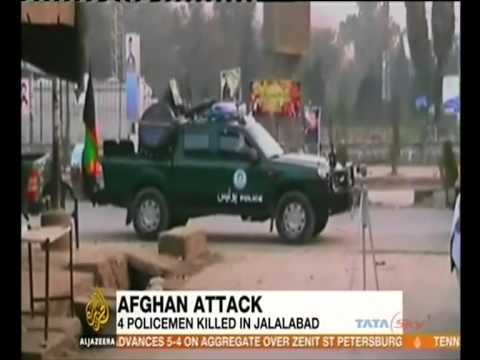 Taliban attack in Afghanistan, 4 dead