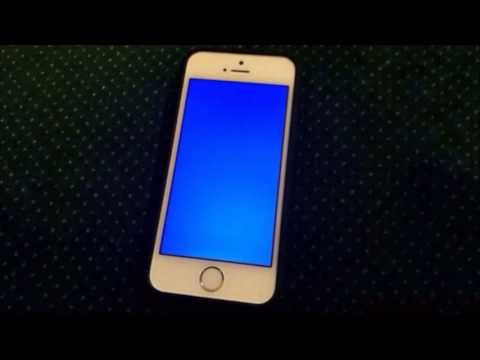 Iphone 4 Blue Screen of Death The Blue Screen of Death Now