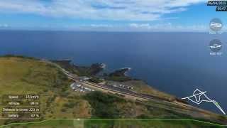 Cap2 Bebop Parrot Reunion Ile De La Reunion 974 Drone
