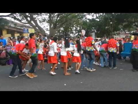 VIVA CARNIVAL DE GOA 2016 PANJIM GOA -4 VOTE FOR AAM ADMI PARTY